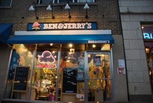 Ben and Jerry's on the Loop often partners with campus organizations for charity. This partnership has been called into question after Dance Marathon heard that they would not receive money for their October 12 fundraiser.