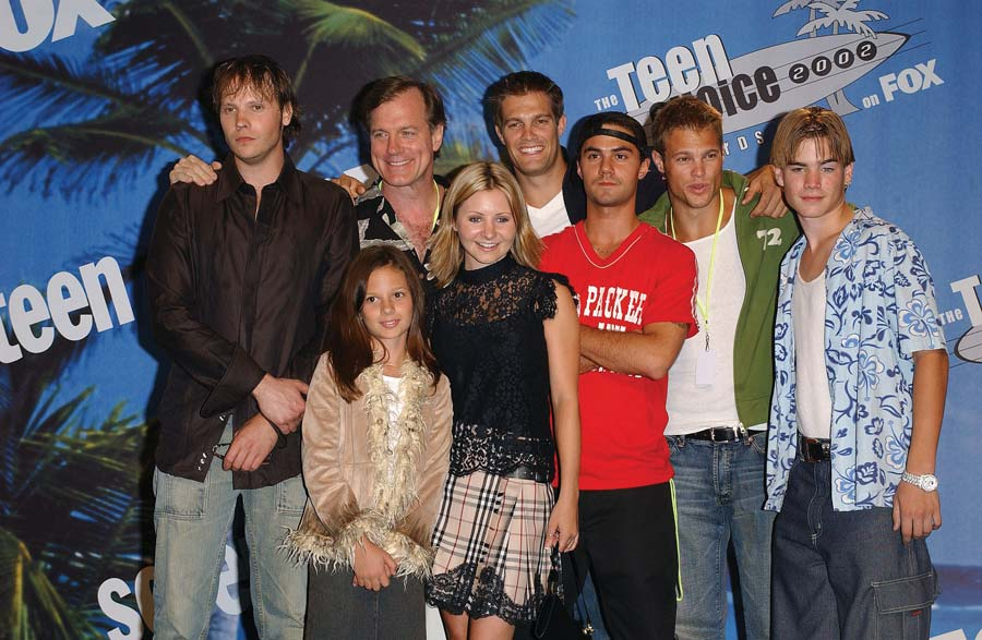seventh heaven cast