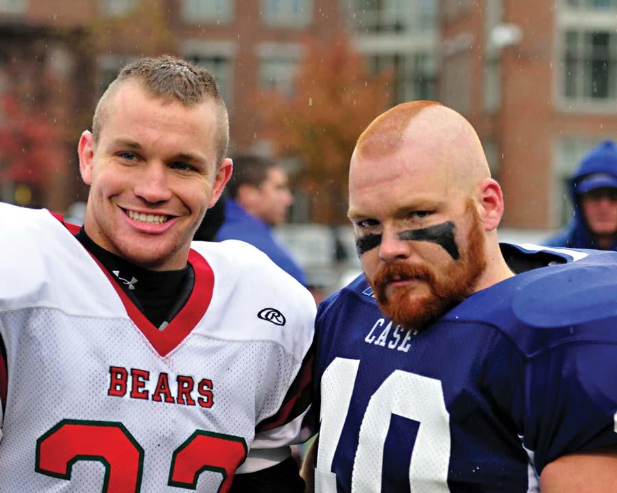 LaBarge brothers reunite at Wash. U. | Student Life