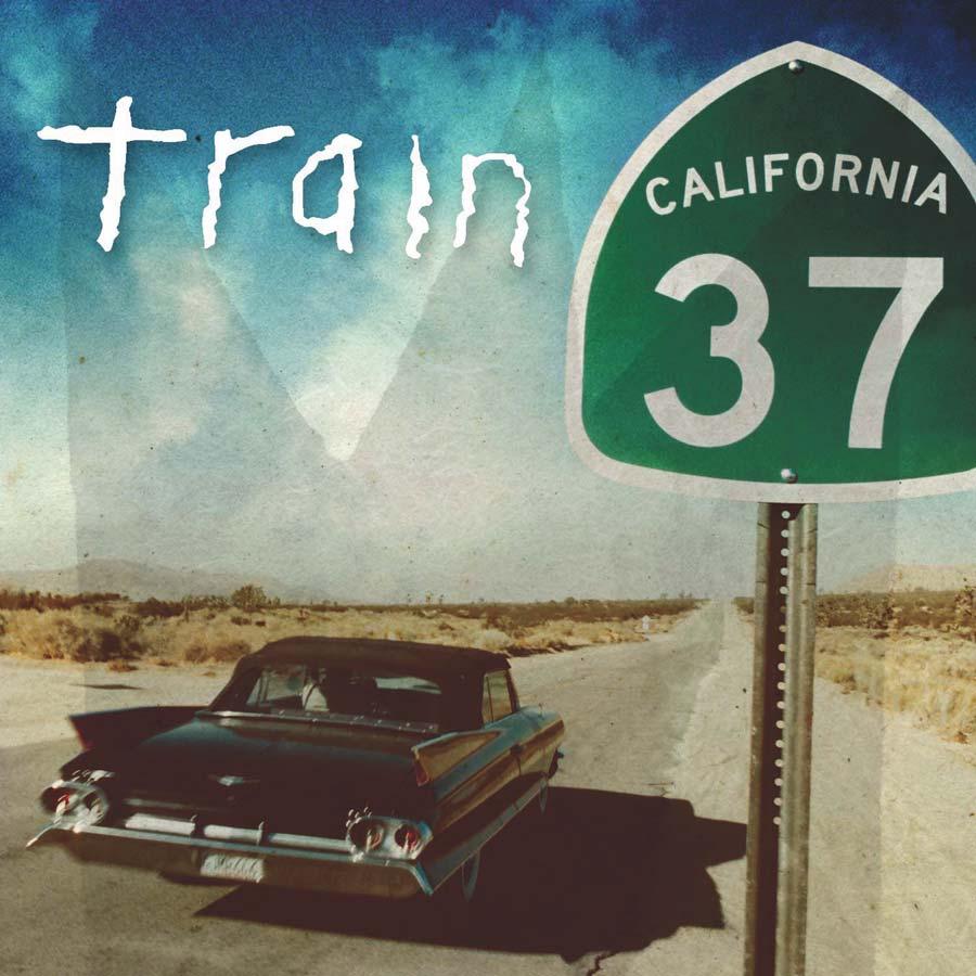 Train California 37 Album Cover