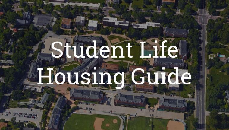 Washington University Housing Guide | Student Life