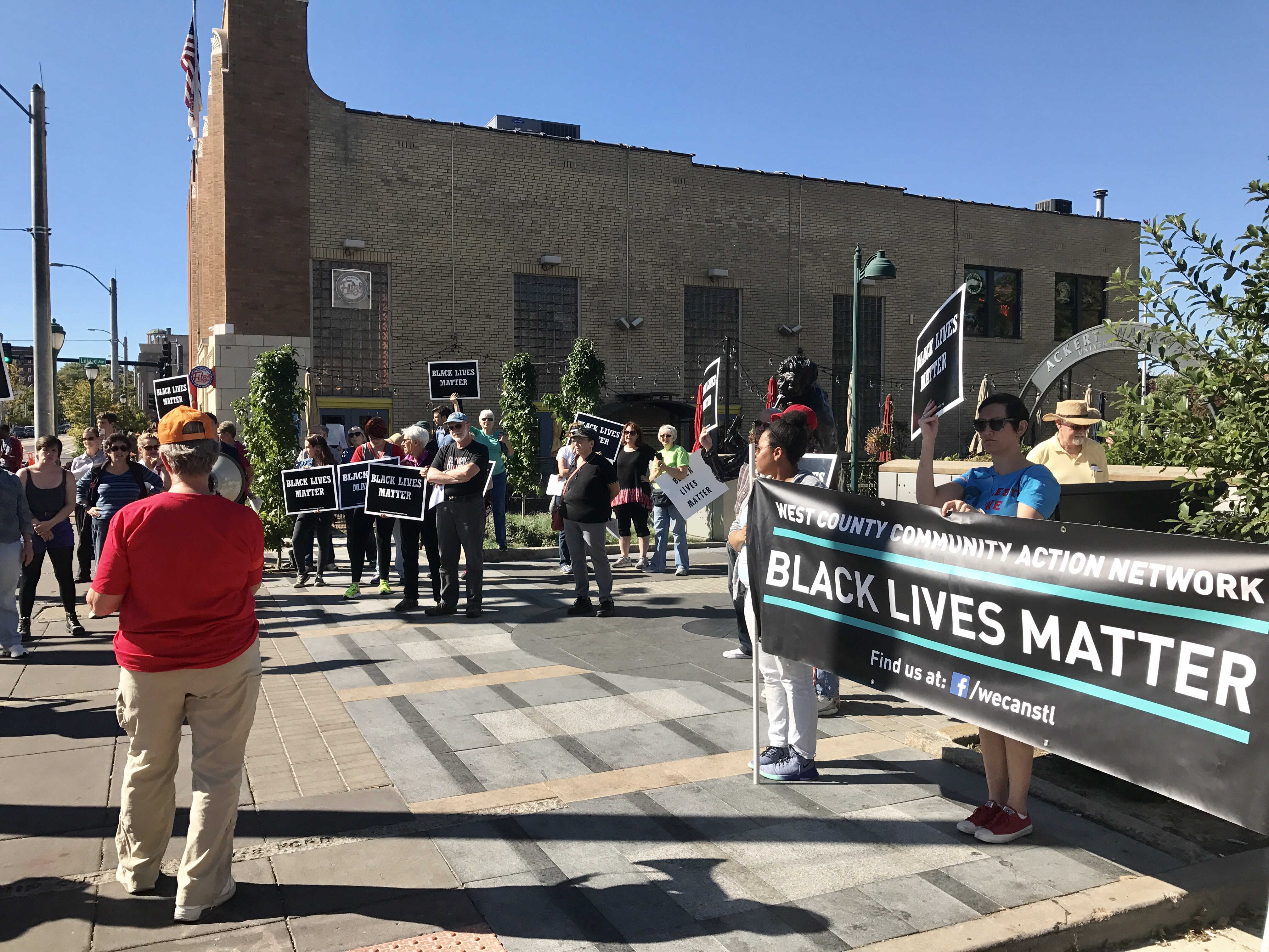 Black Lives Matter protest held on Loop by UCity Action Network