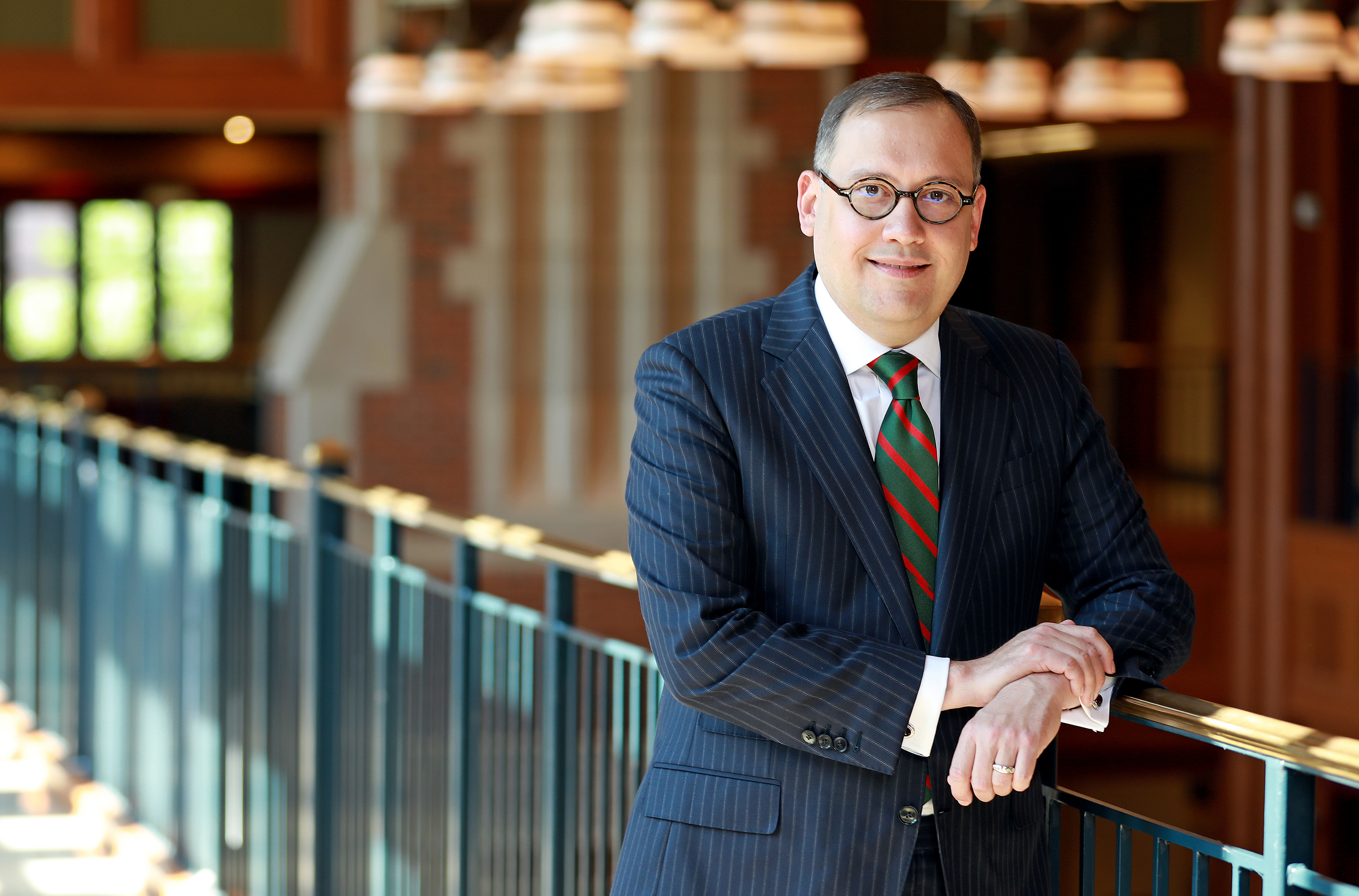 60950de25b3380 Andrew Martin named next Washington University chancellor