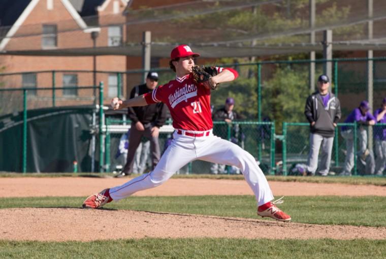 Baseball No 25 Bears Shutout Iowa Wesleyan 11 0 Student Life
